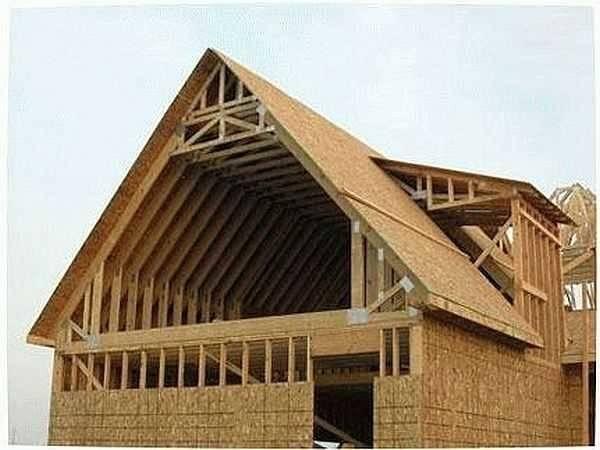 Как сделать мансарду, в том числе на старом доме, а также переделка крыши под мансардный этаж