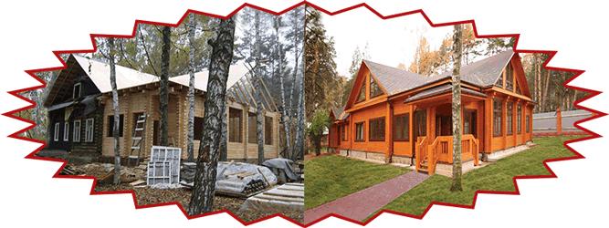 Утепление цоколя деревянного дома. интервью с экспертом
