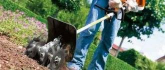 Траншеекопатель для мотоблока – создаем своими руками