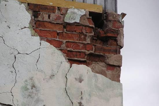 Анализ причин возникновения трещин и способы ремонта кирпичной кладки