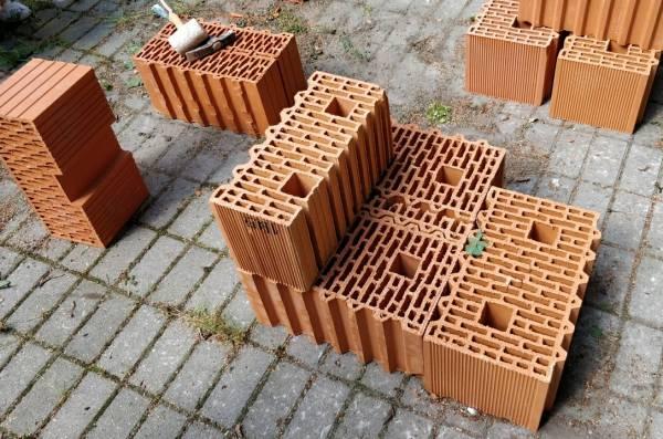 Керамический блок браер (braer): описание и характеристики теплого камня, особенности кладки, отзвы, а также средняя стоимость