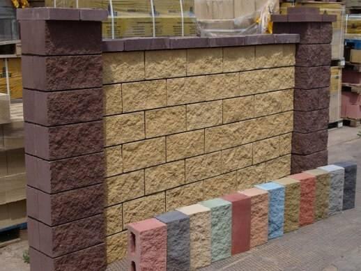 Стеновые блоки с утеплителем и облицовкой под кирпич