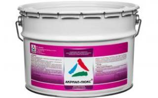 Фасадная краска (73 фото): силикатная и водоэмульсионная краска для наружных работ и фасада, белая эмульсия «акриал»