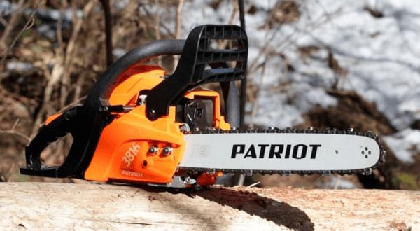 Бензопила Patriot: обзор надежных и простых в обслуживании инструментов + отзывы покупателей