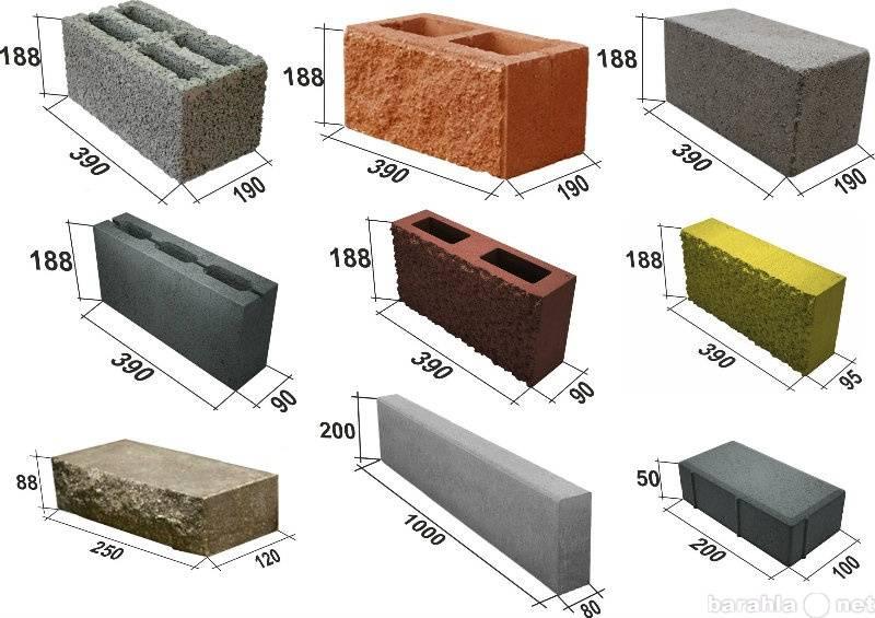 Классы бетона и марка по прочночти, таблицы характеристик