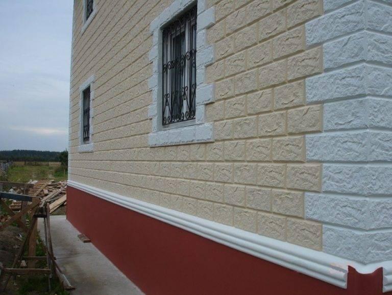 Фасад дома из газобетона: актуальные способы отделки