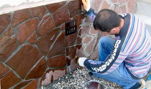 Краска по бетону для наружных работ износостойкая: технология выбора и нанесения