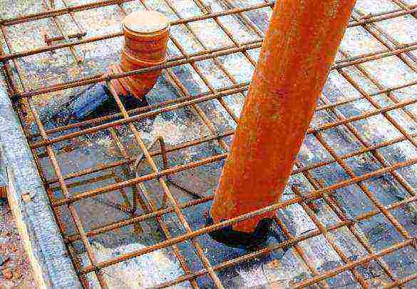 Особенности устройства ремонтопригодных коммуникаций в плитном фундаменте