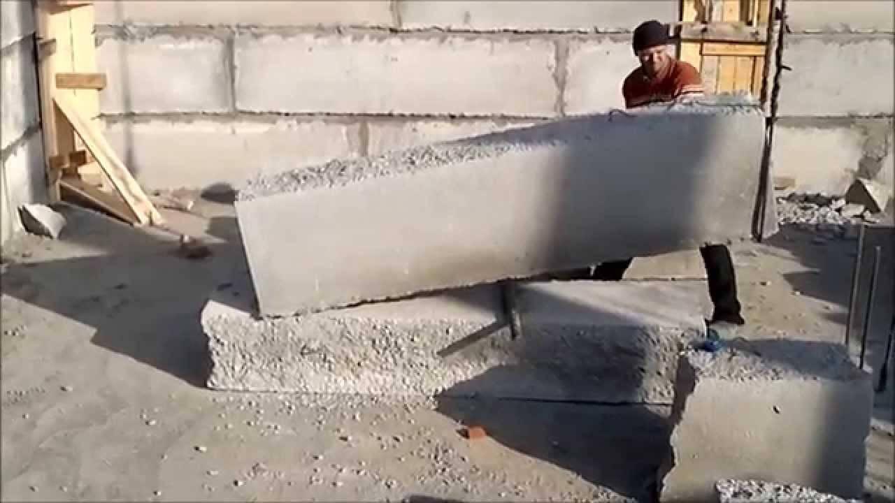 Резка бетона без пыли: как пилить болгаркой своими руками