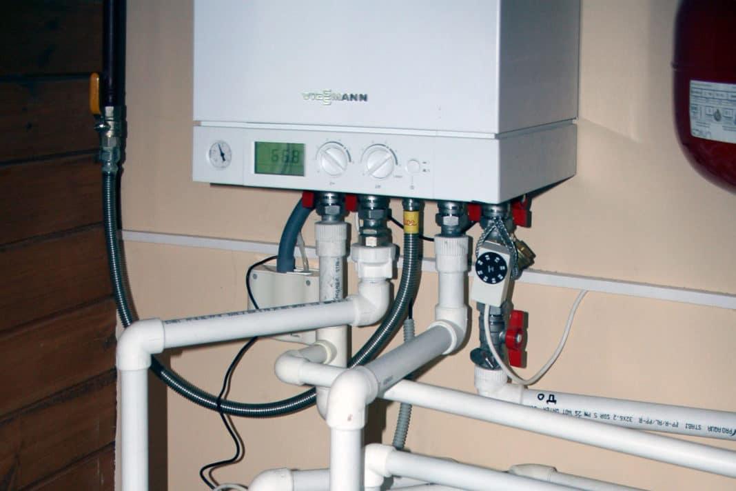 Схема подключения настенного двухконтурного газового котла