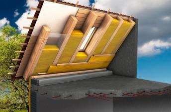Эффективно утепляем холодную крышу - выбор материалов и пошаговая инструкция
