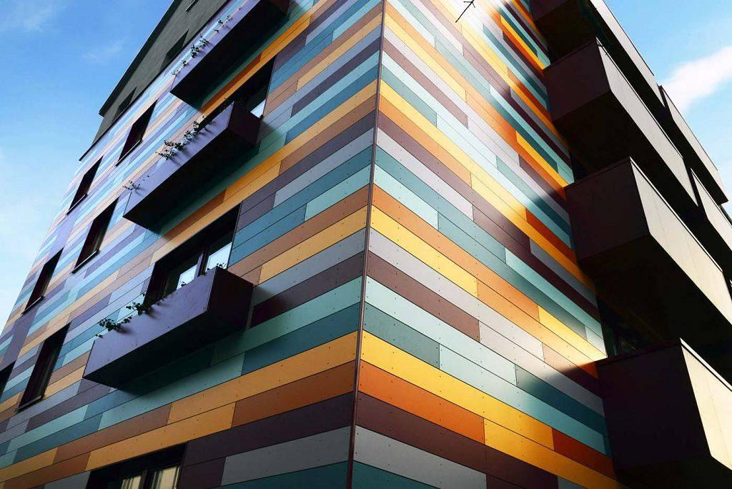 Композитные панели для фасада. особенности композитных панелей