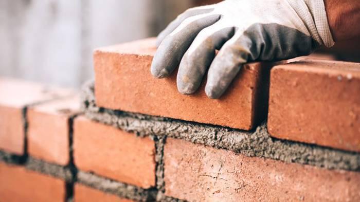 Цена на керамический блок: расчет стоимости теплого поризованного камня для кладки стен дома за куб и штуку, сколько стоят работы по возведению