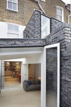 Красивые проекты кирпичных домов