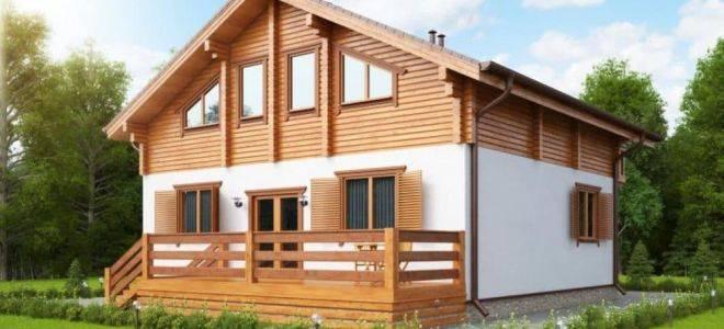 Стены дома – стоимость строительства