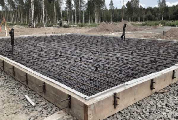 Технология строительства фундамента финская плита. утепленный финский фундамент своими руками