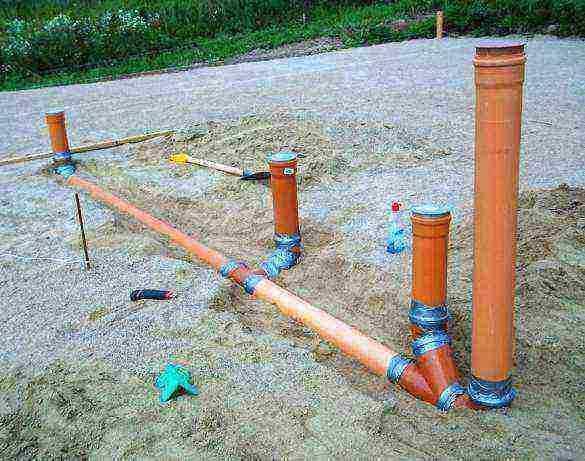 Прокладка труб без рытья траншеи: современные методы прокладки трубопровода