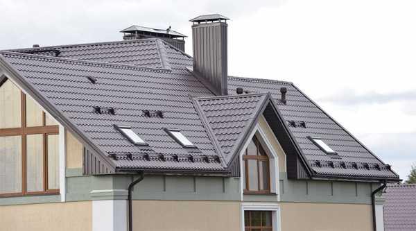Какой профнастил лучше для кровли крыши