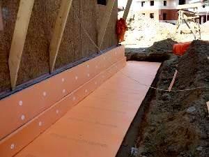 Строим домутепление деревянного дома снаружи пеноплексом своими руками под сайдинг