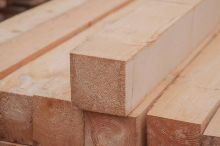 Брус. виды и свойства бруса в строительстве. | строй сам