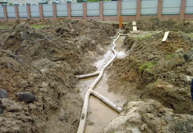 Устройство дренажа: особенности септика для канализации в частном доме и на участке с высоким уровнем грунтовых вод, как сделать поверхностный водоотвод своими руками, виды дренажных систем и способы осушения