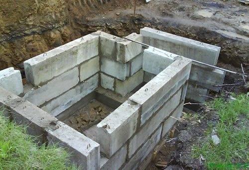 Строительство бетонного погреба: все этапы