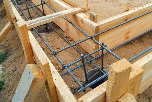 Разметка под фундамент своими руками   инструкции по разметке столбчатого, ленточного и плитного фундамента
