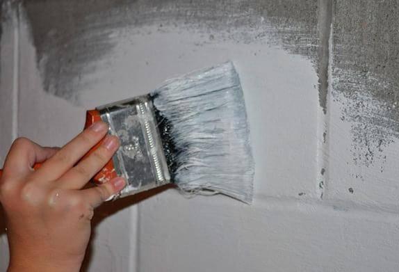 Краска для бетона: обзор красок, чем покрасить бетонные полы