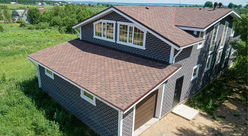 Фасадная плитка технониколь hauberk (55 фото): мраморный кирпич для внешней отделки домов, инструкция по монтажу и отзывы покупателей