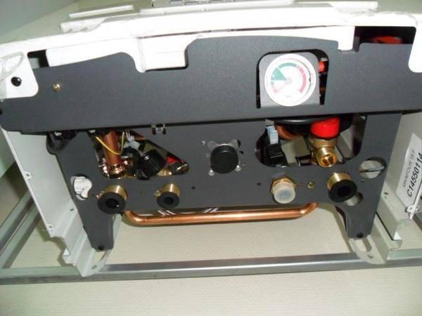 Самые распространенные ошибки и неисправности газовых котлов Baxi: причины возникновения + инструкция по ремонту своими руками