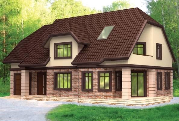 Устройство и конструкция четырехскатной крыши – особенности стропил