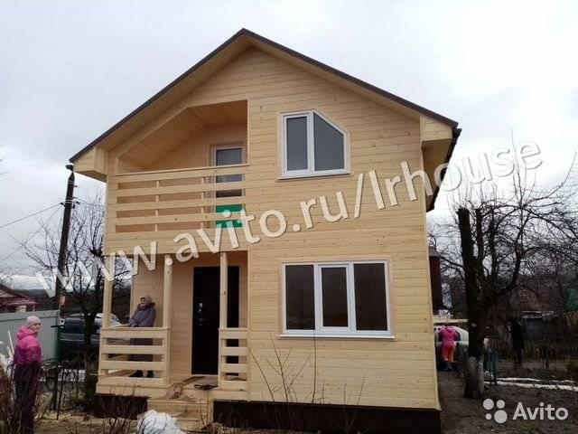 Условия и стоимость выполнения строительных и отделочных работ в деревянном доме.