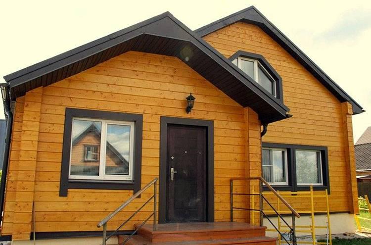 Обшить дом – обзор материалов для фасада деревянного дома, материал для обшивки снаружи, отзывы профессионалов