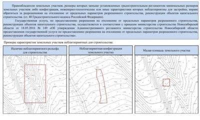 Законы и условия определения размеров садово-огородных участков