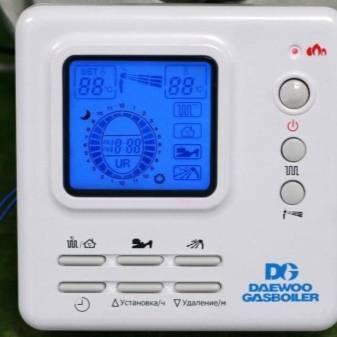 Газовые настенные котлы daewoo gasboiler: обзор моделей
