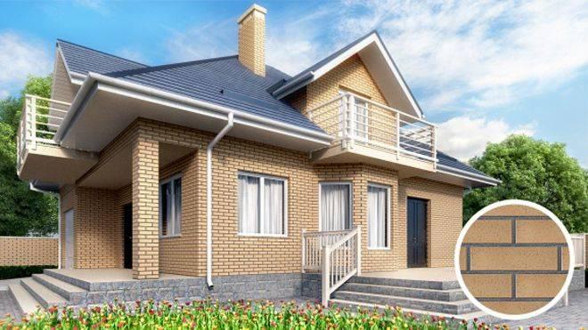 Кирпичный дом: стили и особенности вариантов
