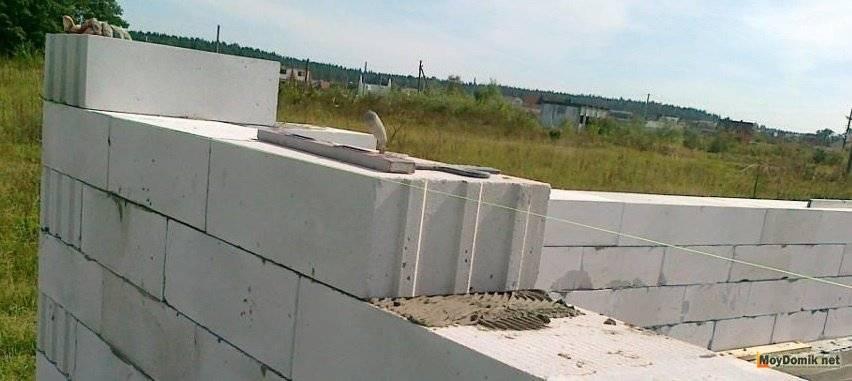 Пристройка к дому из пеноблоков: пошаговая инструкция постройки, от фундамента до крыши