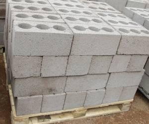 Вес керамзитобетонного блока 400х200х200 - таблица