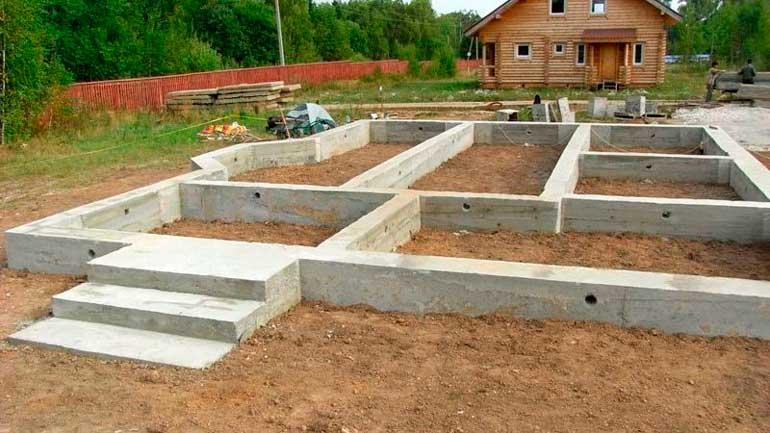 Ленточный фундамент своими руками: просто, быстро, надежно - строительство и ремонт