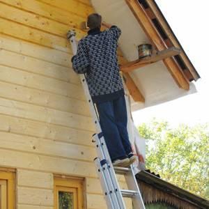 Какие средства подходят для наружной обработки дома из бруса