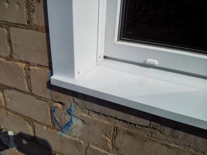 Обшивка окна сайдингом: пошаговая инструкция