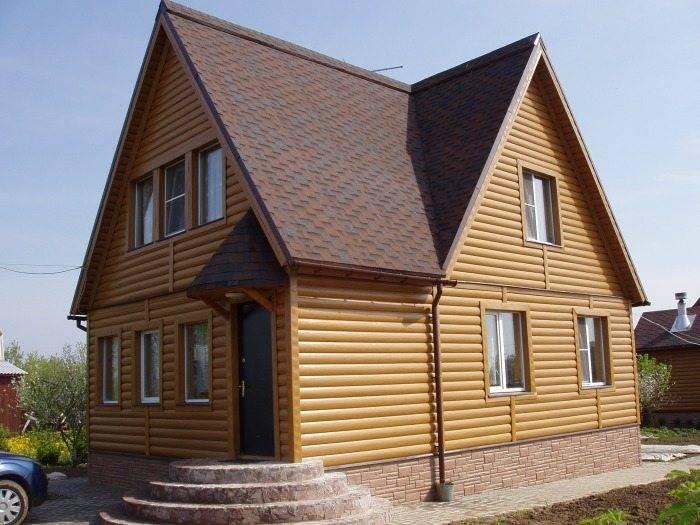 Какой сайдинг лучше - виниловый или деревянный и выбор качественного сайдинга для обшивки дома