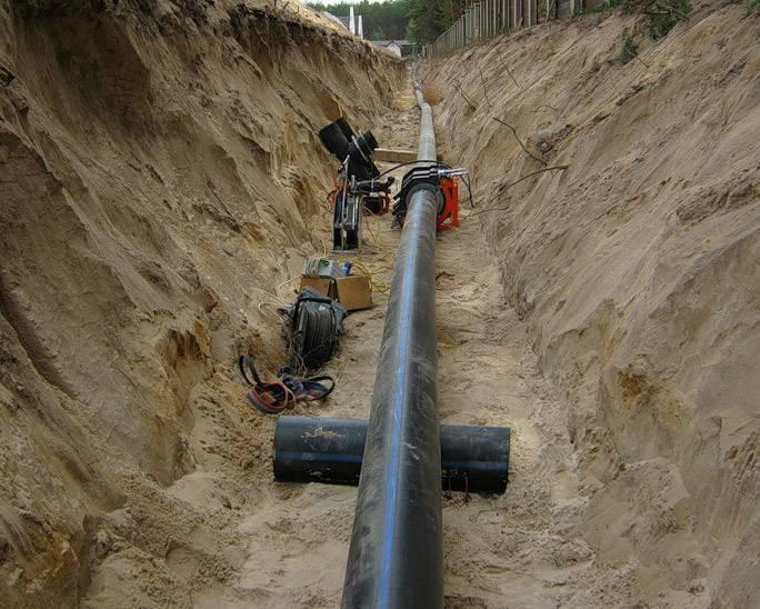 Как расценить монтаж и пнр: прокладка стальной трубы для кабеля в земле. по сборнику фер и тер
