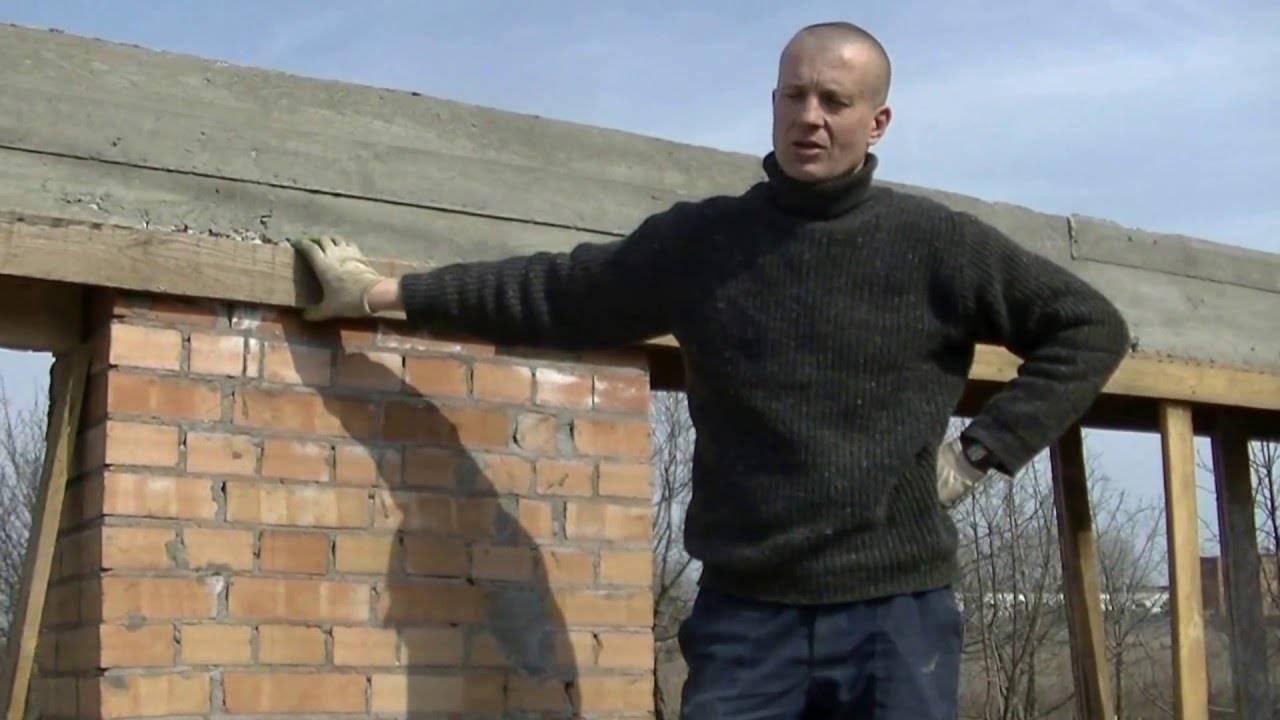 Поэтапное строительство дома из газобетона