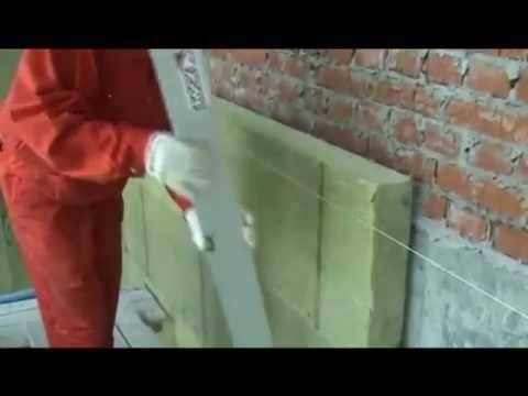 Утепление кирпичных стен изнутри и снаружи своими руками: выбор материалов (видео) | тепломонстр