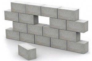 Долговечный фундамент из блоков фбс: как укладывать блоки правильно