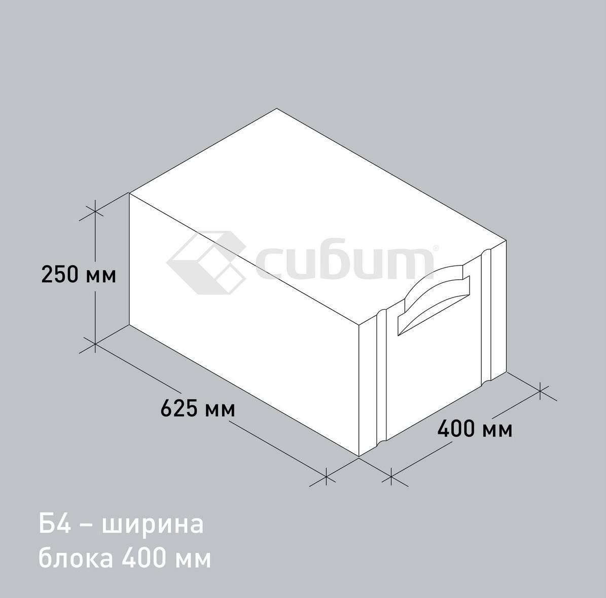 Какие существуют размеры силикатных блоков и как правильно их подобрать?