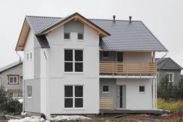 Сколько стоит построить каркасно щитовой дом: цена