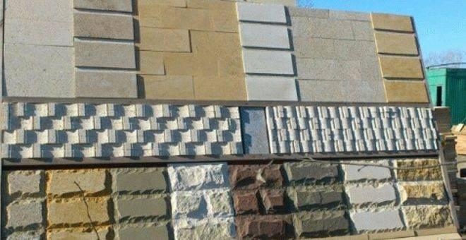 Натуральный камень для облицовки фасада: технология отделки фасадных элементов при помощи декоративного и природного камня