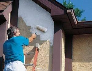 Фасадная краска для наружных работ: как выбрать лучшую?